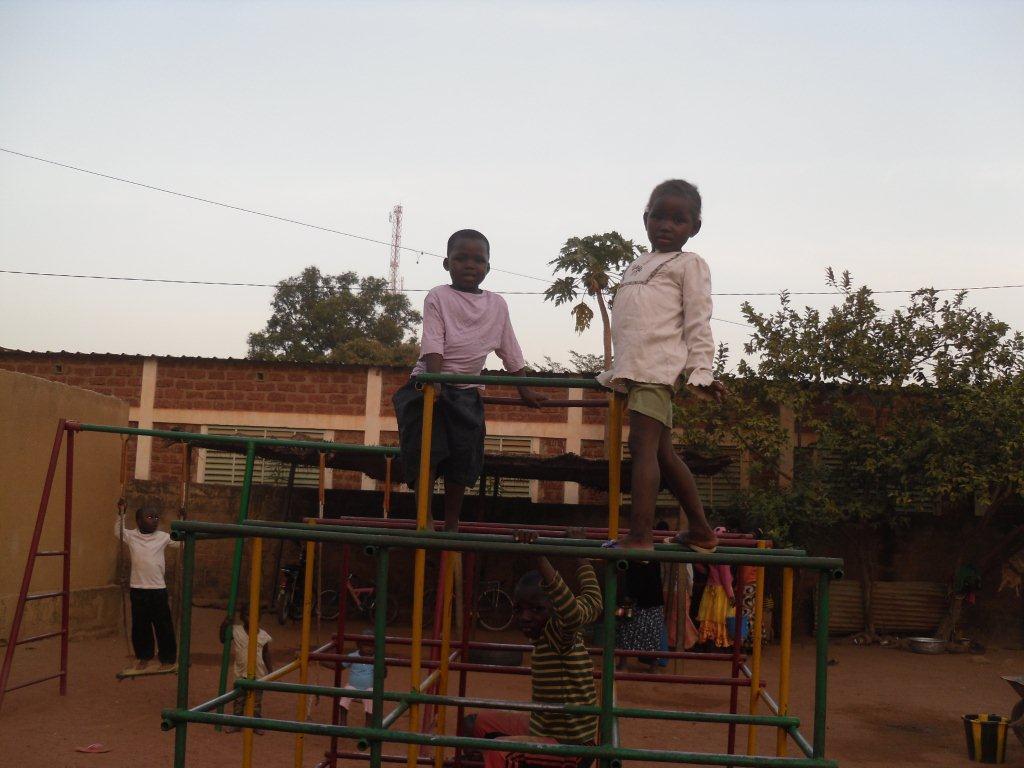 les enfants de la maternelle