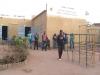 arrivée à Banfora au centre social